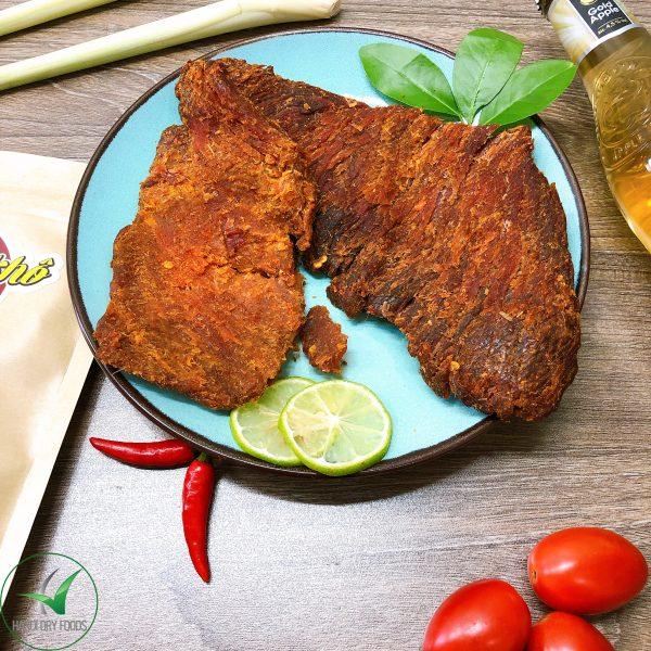 Bò khô Bokay