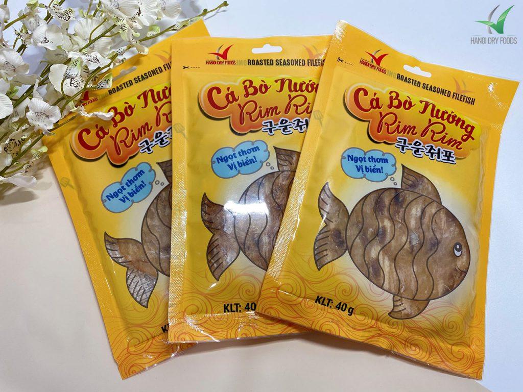 Cá bò nướng 40 gr